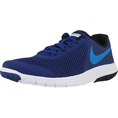 size 40 8540f 2dfd2 Nike Kid s Flex Experience 5 GS, Deep Royal Blue Photo Blue, Youth Size