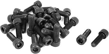 Race Face Chester Pedal Pin Kit 20 Pins Black