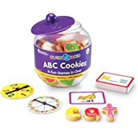 Galletas del abecedario Goodie Games ABC Cookies