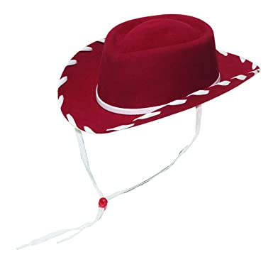 a0d1325eb23d18 Amazon.com: M & F Western Boys' Woody Cowboy Hat Red Large: Clothing