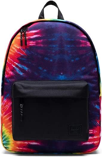 Herschel Classic Backpack, Rainbow Tie Dye, 24.0L