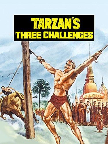 Tarzan's Three Challenges (Tarzan 3)