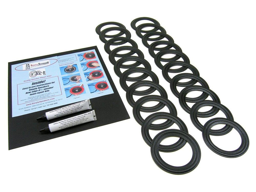 bose 901 series iv. amazon.com: bose speaker cloth edge repair kit, 901, 802, clsk-4.5b: electronics 901 series iv