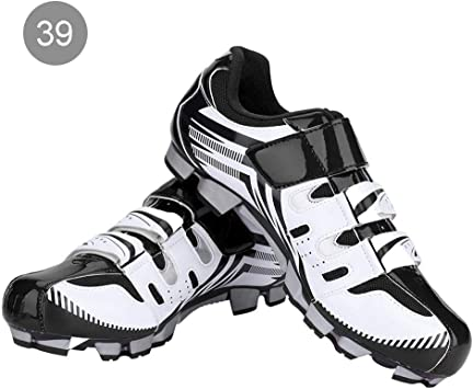 VGEBY1 Zapatillas de Bicicleta, Zapatillas de Ciclismo de MTB ...