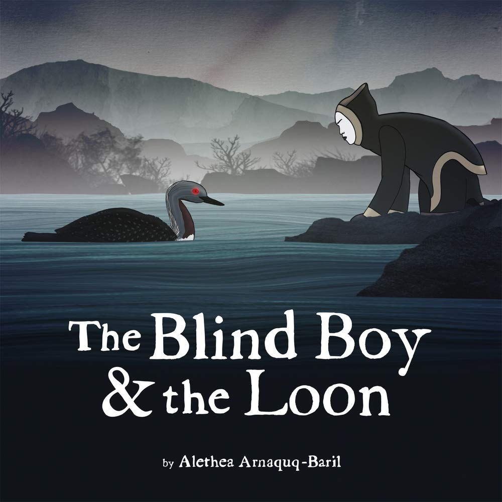 Read Online The Blind Boy and the Loon (English) ebook