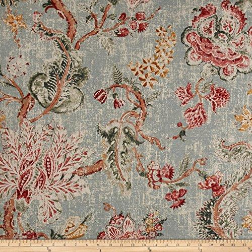 P Kaufmann 0558558 Majestic Basketweave Chianti Fabric by The Yard -