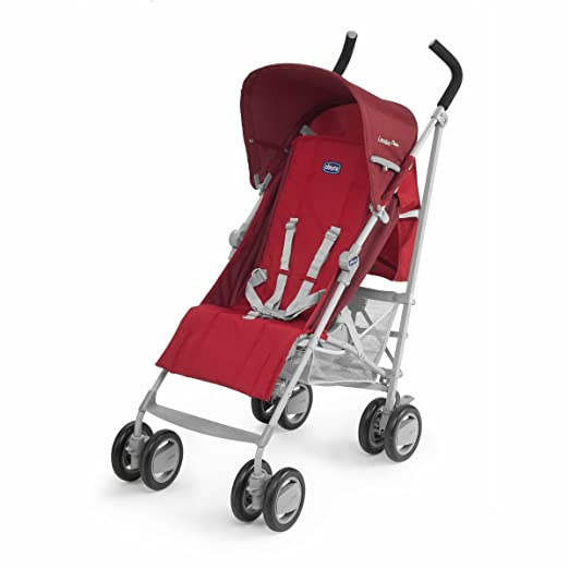 Chicco London Pushchair Red Wave