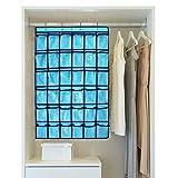 Hanging Pocket Chart Closet Underwear Sock