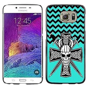 Dragon Case - FOR Samsung Galaxy S6 - I miss you so much - Caja protectora de pl??stico duro de la cubierta Dise?¡Ào Slim Fit