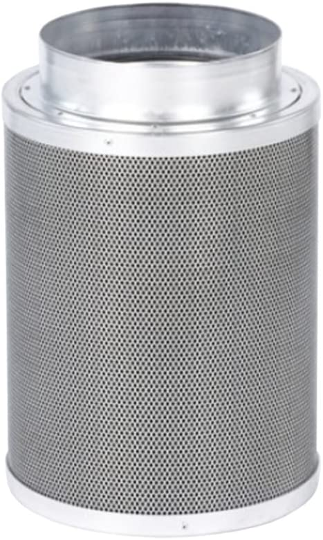 /Ø100mm Filtro anti odori di carbone attivo Rhino Hobby 300mm 350 m/³//h