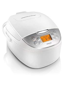 Toshiba TRCS01 white rice cooker