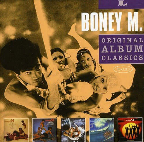 Boney M. - The Complete Boney M. 79 - 80 - Zortam Music
