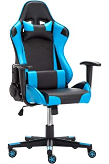 regalosMiguel - Sillas Gaming - Silla DXR - Azul Claro: Amazon.es: Hogar