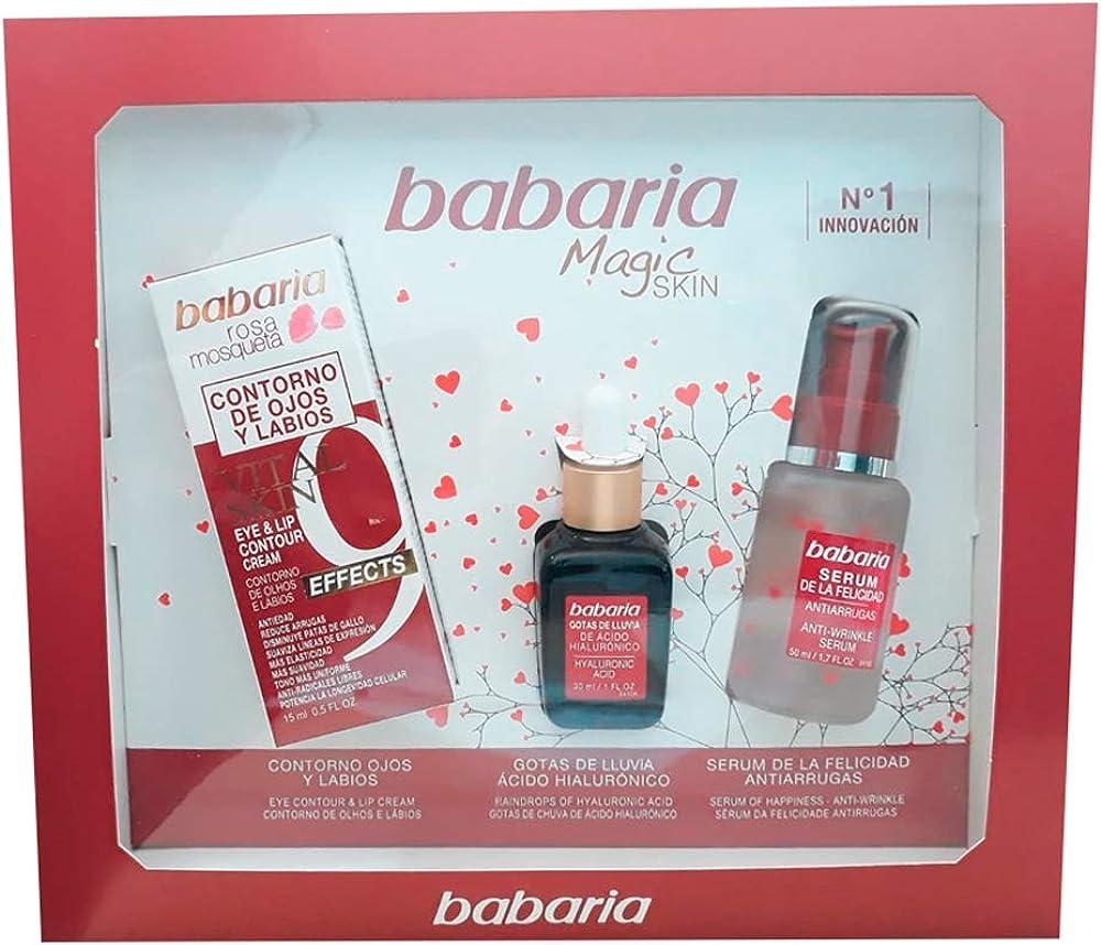 Babaria - Estuche Babaria Magic Skin: Amazon.es: Zapatos y complementos