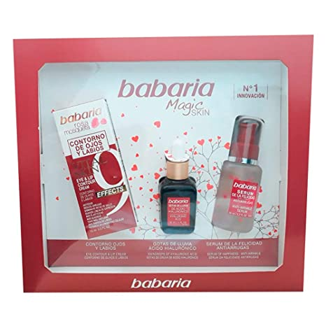 Babaria - Estuche Babaria Magic Skin: Amazon.es: Belleza