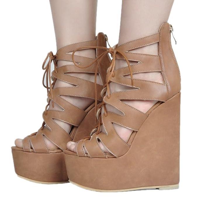 Kolnoo Femmes Buckle J-strap D'orsay High Heel Party Casual Mode Pompes Chaussures EU41 3mbWtQ0K