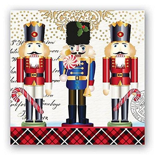 UPC 608666685076, Michel Design Works Nutcracker Sweet Lunch Napkin