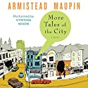 More Tales of the City : Tales of the City, Book 2 Hörbuch von Armistead Maupin Gesprochen von: Cynthia Nixon