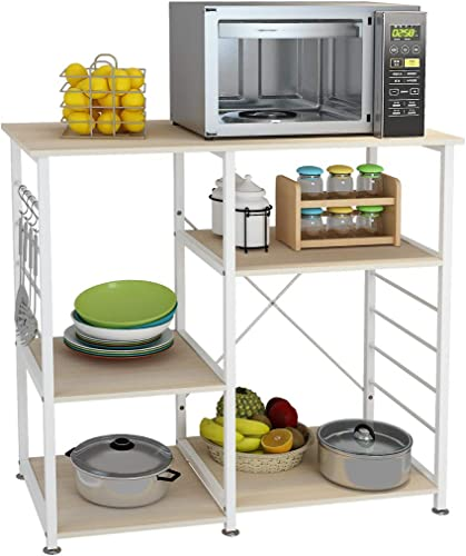 DlandHome Microwave Cart Stand 35.4 inches