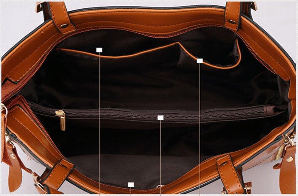 YTTY Borsa a mano Bubble Water viola Spalla Messenger Bag Bag Bag signore donne borsa doppio borsa a Zip Busta, Marronee | Nuovo Prodotto 2019  | Nuovi prodotti nel 2019  7dfea6