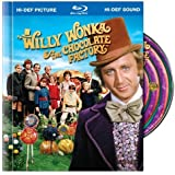 Willy Wonka & the Chocolate Factory (Blu-ray Book Packaging) by Warner Home Video