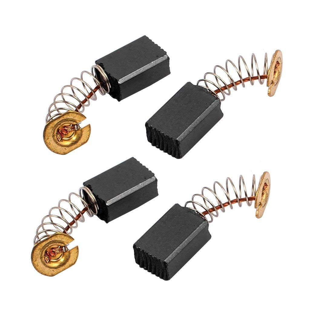 Nrpfell 2 pairs 12 x 9 x 6 mm coal brushes Electric tool for electric percussion motor