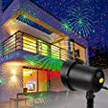 Christmas Decorations Lights Projector Outdoor (Renewed)