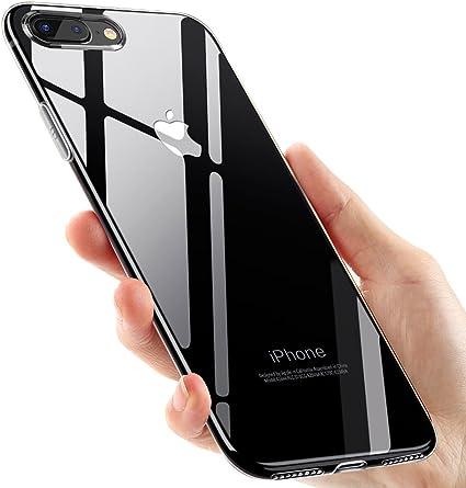 cover iphone 8 plus nero