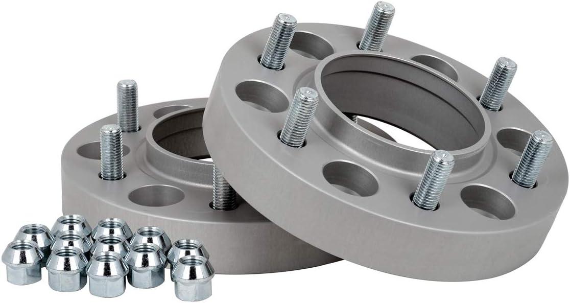 30 mm pro Scheibe // 60 mm pro Achse Eibach Spurverbreiterung 2 Stk. T/ÜV-Teilegutachten inkl