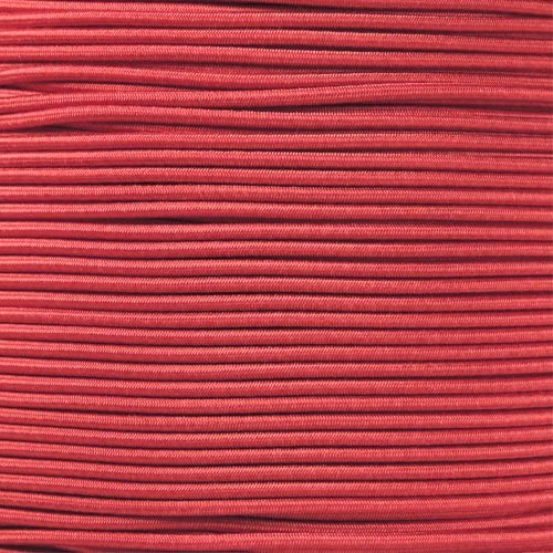 """1//2 inch Crafting Stretch String 10 25 50 /& 100 Foot Lengths Made in USA 3//16 PARACORD PLANET Elastic Bungee Nylon Shock Cord 2.5mm 1//32 5//16 3//8 1//16 1//4 1//8/"""" 5//8"""