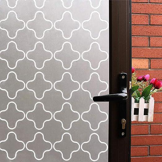 decorative bathroom replacement windows amazon com mikomer non adhesive privacy window film  static cling  non adhesive privacy window film