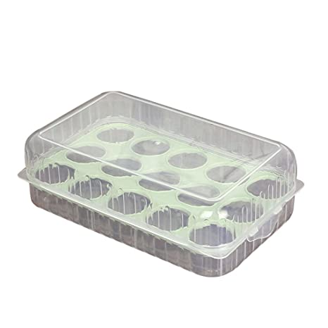 Display08 - Estuche organizador para 15 huevos de nevera ...