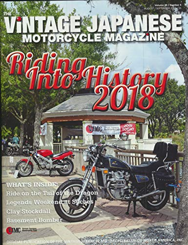 (Vintage Japanese Motorcycle Magazine : Articles- Meet Scottie Parks a Motorcycle Restorer; 1973 Yamaha RD250 Restoration; Clay Stockdall and the Art of Vintage Japanese Motorcycle Restoration)