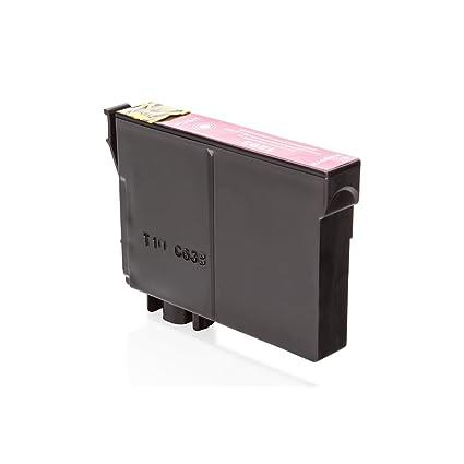 Inka Doo® Cartuchos para Epson Stylus SX 420 W, equivalente a ...