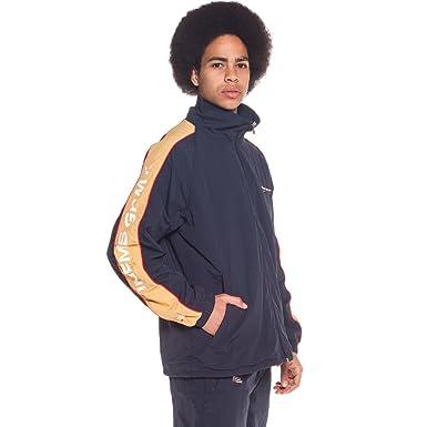 Grimey Track Jacket COUNTERBLOW SS18 Navy: Amazon.es: Ropa y ...