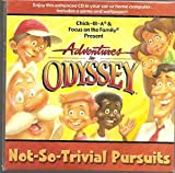 Chick-fil-A & Focus on the Family Present - Adventures in Odyssey: Not-So-Trivial Pursuits CD