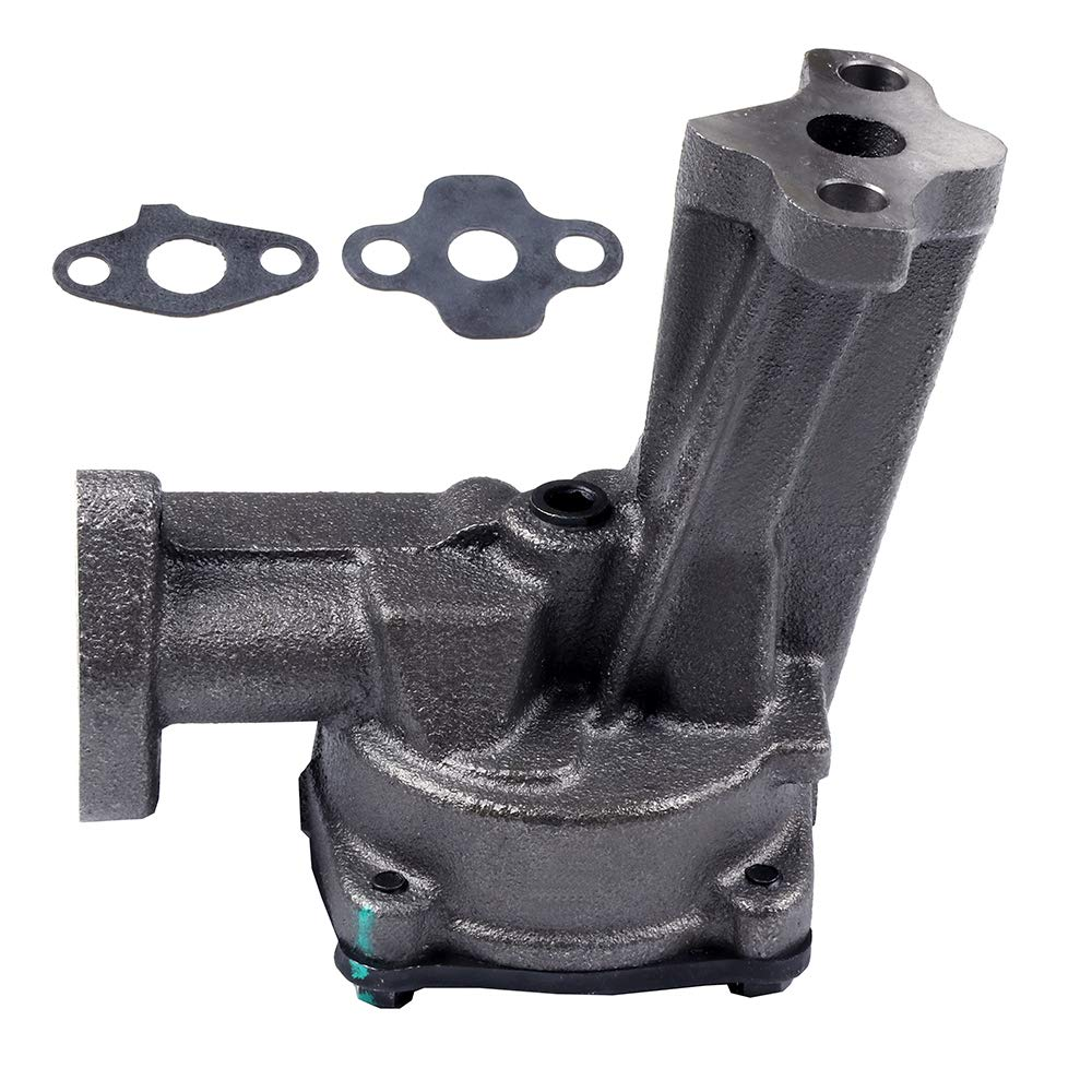 AUTOMUTO High Pressure Oil Pump M68 Fit 1962-2001 Ford Mustang Mercury Lincoln 4.3L 4.7L 5.0L V8 OHV 16v