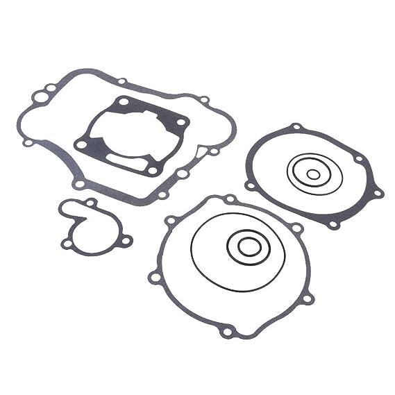 Slb Works Motorcycle Engine Gasket Kit Top Bottom End Set For Yamaha