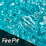 Azuria Fire Glass 1/4″ Firepit Glass Premium 10 Pound Great for Fire Pit Fireglass or Fireplace Glass Review