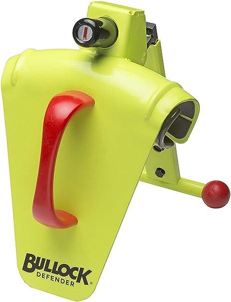 Antifurto Universale per Auto Bullock 146716 Defender con Scudo in Lega Rinforzata Blocca Volante