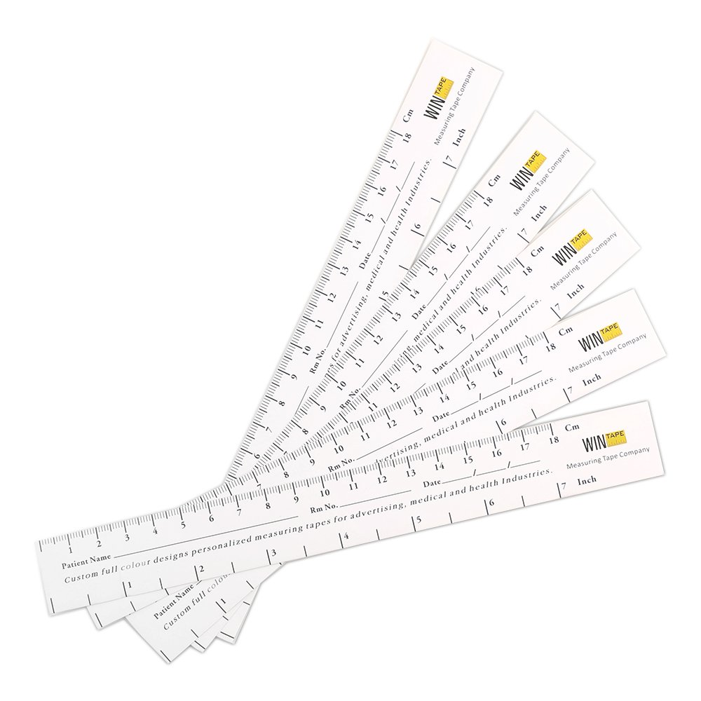 Super Wintape 18Cm 7 Educare Wound Ruler Paper Wound Measuring Tape Wiring Digital Resources Dimetprontobusorg