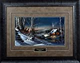 Terry Redlin Evening with Friends Framed Print