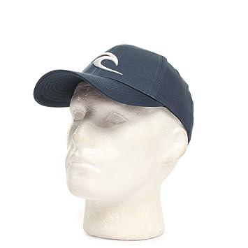 RIP CURL Icon Snapback Cap - Gorra para Hombre, Color Azul Marino ...