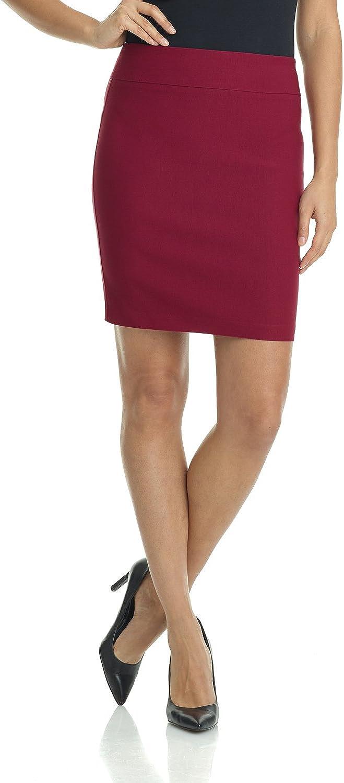 Top 7 Tan Office Skirt