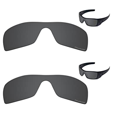 Image Unavailable. Image not available for. Color  Performance Lenses  Compatible with Oakley Batwolf Polarized Etched-Value Pack b2404f520f