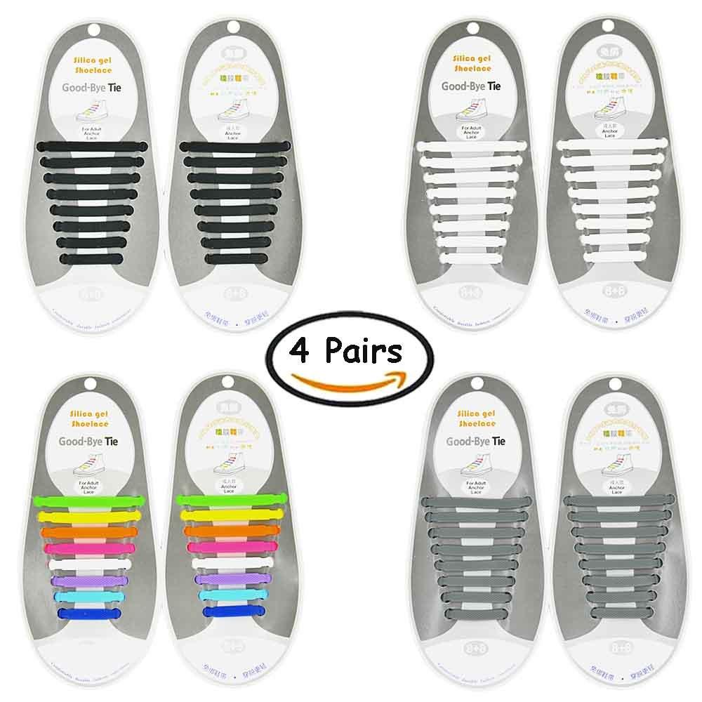 Bekannt h2mtool Silikon keine Schuhe binden, Lazy tieless Schnürsenkel für OO57