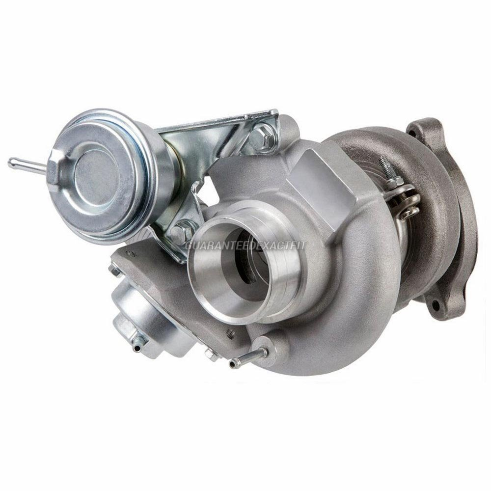 New Turbo Turbocharger For Volvo C70 S60 & V70 2.4L - BuyAutoParts 40-30229AN New