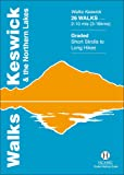Walks Keswick and the Northern Lakes (Hallewell Pocket Walking Guides)