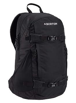 Burton Day Hiker Mochila, Unisex Adulto, (Negro Ripstop), 25 l: Amazon.es: Deportes y aire libre