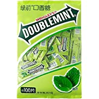 箭牌 绿箭口香糖单片袋装100片 300g(特卖)